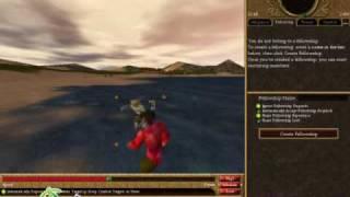 Asheron's Call Gameplay Footage