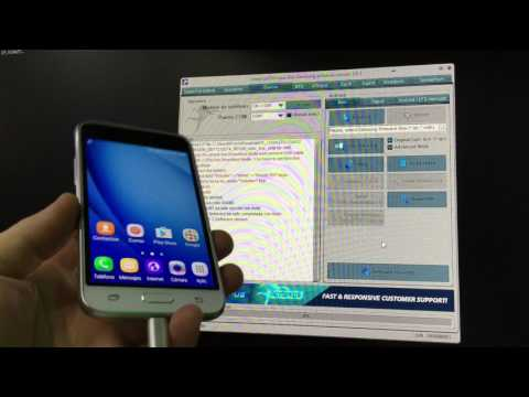 Unlock Samsung Galaxy Express 3 [SM-J120A] Degradando Modem by Octoplus