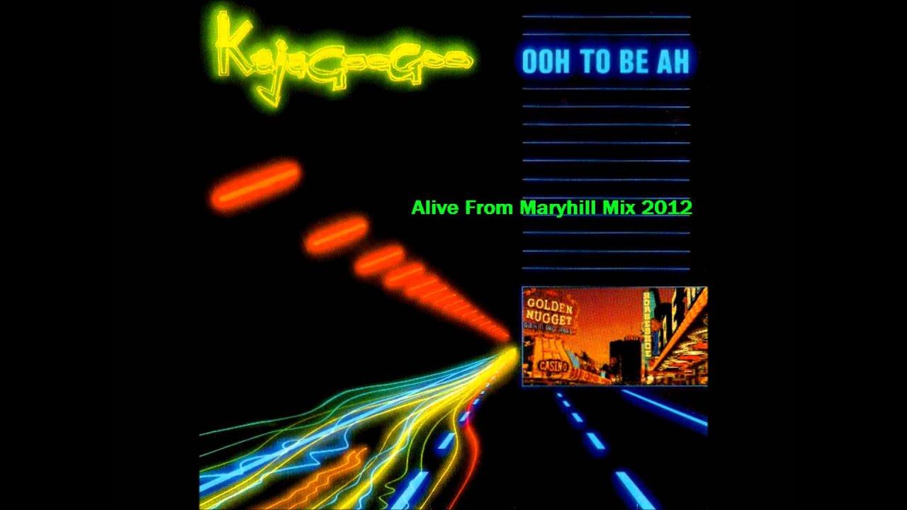 Kajagoogoo - Ooh To Be Ah - Alive From Maryhill Mix 2012 ...