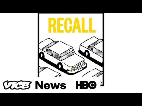 Takata's Exploding Airbags (HBO)