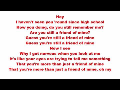 Avicii - Friend Of Mine ft. Vargas & Lagola (Lyrics)