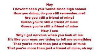 Avicii Friend Of Mine Ft Vargas Lagola Lyrics