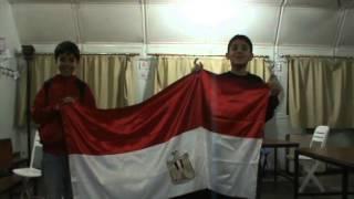 هدية حب إلى الشعب المصري من الشبلين سهيل ومحمد الجزائريين  03-05-2013