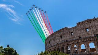 2 Giugno 2021 Festa della Repubblica: Frecce Tricolori e cosa fare a Roma e nel Lazio