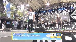 "One Direction - ""Story Of My Life"" (Live at GMA 2015)"