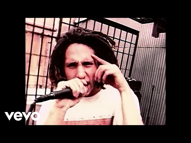 Rage Against The Machine - Bombtrack (Official Video)