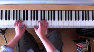 Piano boogie woogie walkthrough