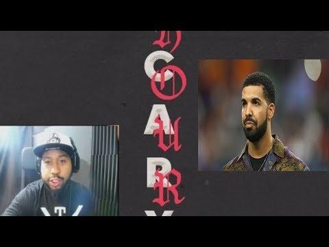 Dj Akademiks reacts to Drake dissing him on God's Plan