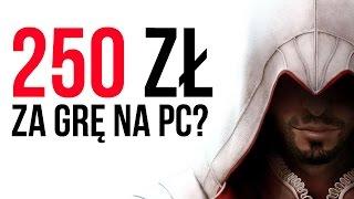 Dlaczego w Polsce drożeją gry na PC?