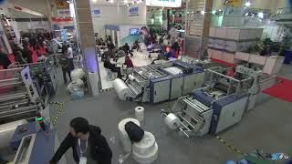 GUR-IS BAG MAKING MACHINES AT PLAST EURASIA EXHIBITION 2017