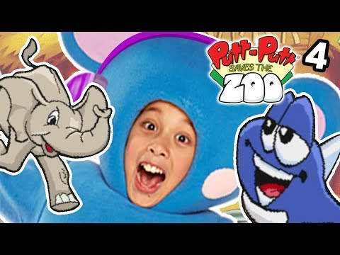 Putt Putt Saves the Zoo Finale | Mother Goose Club Let's Play |