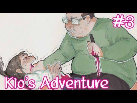 Kio's Adventure #3 มานอนบ้านพี่ ปลอดภัยแน่นอน !!! (Violent Horror game)