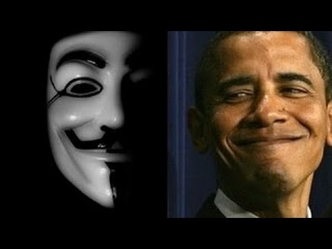 Thumbnail: Anonymous - Message to Barack Obama: Do you see what we see?