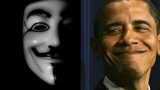 Anonymous - Message to Barack Obama: Do you see what we see?