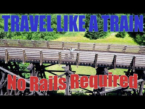 Rail Trails for Travelers - Travel Ideas for RVers