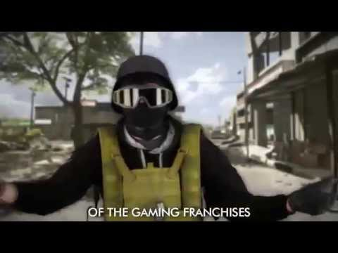 call of duty ghost rap song