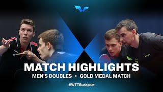 T. Hippler/Kilian Ort vs Vladimir Sidorenko/Kirill Skachkov   WTT Contender Budapest 2021 (Final)
