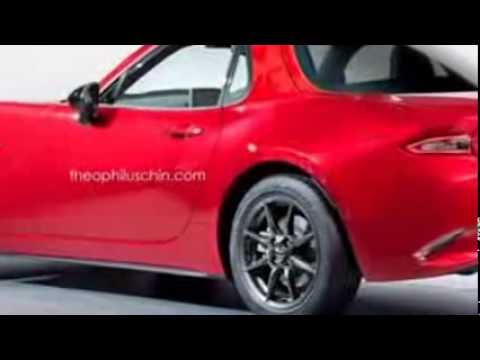 2016 Mazda Mx 5 Coupe Concept
