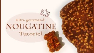 1#: Faire Du Caramel-nougatine/ How To Make The Caramel Nougat.