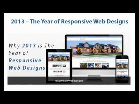 2013 – The Year of Responsive Web Designs - Blog #038
