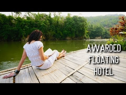 Floating Hotel - River Kwai Jungle Rafts - Popular Floatel Since 1976 – Sai Yok, Kanchanaburi