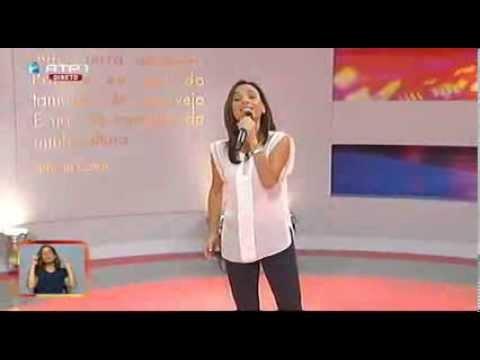 """Anabela """"Tranças de Saudade"""" - Os Nossos Dias - RTP"""