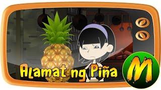 Ang Alamat ng Piña (Pinya)