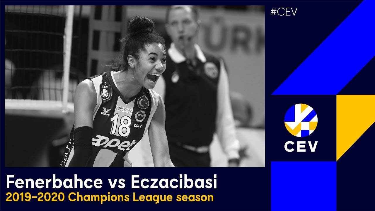 FULL MATCH: Fenerbahce Opet ISTANBUL vs Eczacibasi VitrA ISTANBUL - 2020 #CLVolleyW 4th round Pool A