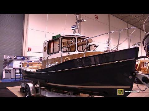 Live a board / River boat - Youtube videos - Tug Boat 15 20