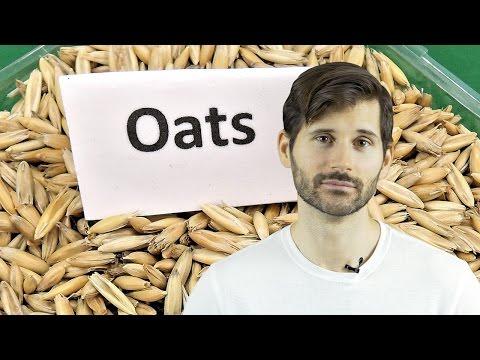 Rolled Oats vs Steel Cut Oats vs Instant Quick Oats vs Oat Groats  |  Types of Oats Nutrition