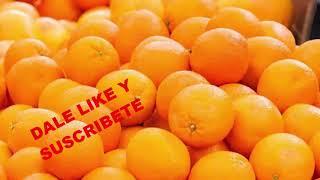 Beneficios del jugo de naranja