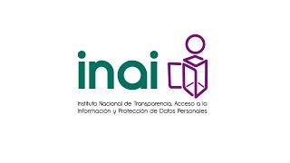 Sesión Virtual Ordinaria del Pleno del INAI Correspondiente al 27 de abril del 2021.