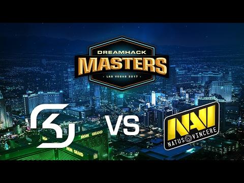 SK-Gaming vs. Na'Vi - Train - Quarter-final - DreamHack Masters Las Vegas 2017