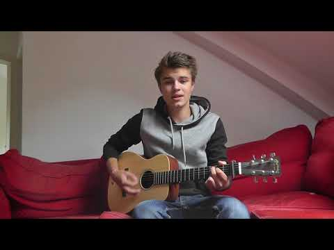 How Would You Feel - Ed Sheeran (Cover By Linus Bruhn)