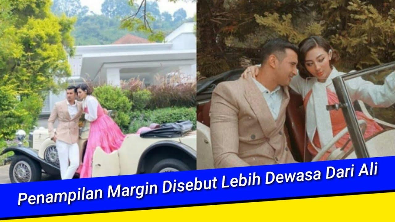 Ali Syakieb Lakukan Foto Prewedding Bareng Kekasih, Penampilan Margin Disorot Disebut Terlalu Dewasa