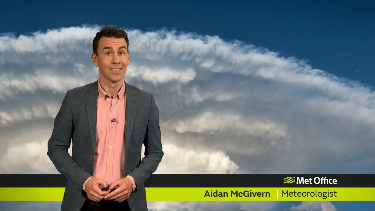 Wednesday afternoon forecast 12/08/20