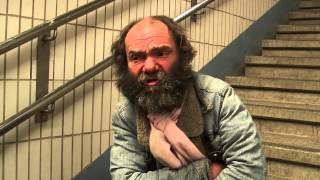 Obdachlose in Hamburg - Rex sucht Schlafplatz - Tagebuch Max Bryan thumbnail