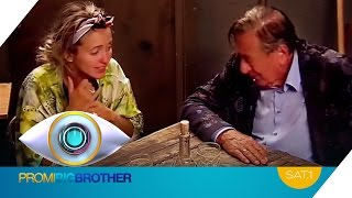 Cathy und Richard Lugner: EHE-KRISE? | Promi Big Brother 2016 | SAT.1