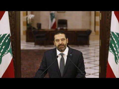 الحريري يتفق مع شركائه على إقرار حزمة إصلاحات اقتصادية لتهدئة الشارع اللبناني الغاضب  - نشر قبل 17 ساعة