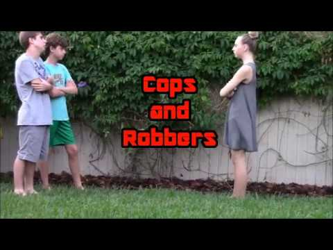 Cops and Robbers | Season 2 THEME SONG