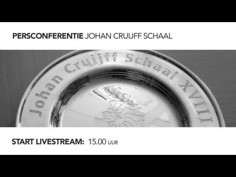 Persconferentie Johan Cruijff Schaal 2013