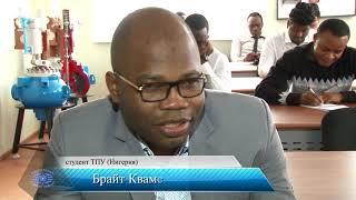 Иностранные студенты проходят обучение на Ростовская АЭС
