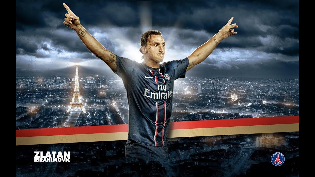 b133af599 Zlatan Ibrahimovic All goals PSG 2012 2013 - CLX - YouTube