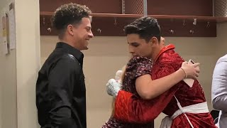 THE ACE FAMILY SURPISES RYAN GARCIA BEFORE FIGHT, SHOWS HIM MAD LOVE & SUPPORT