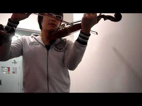 Download Amateur Violinist