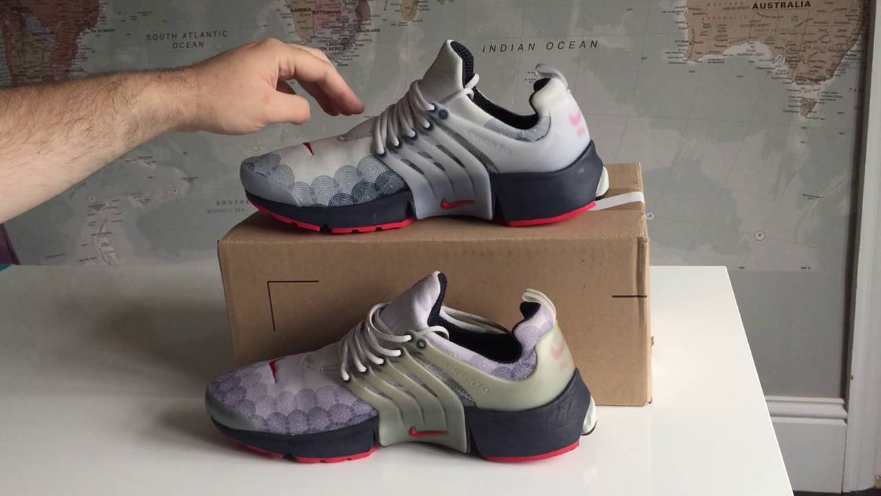 lower price with buy good best deals on Nike Air Presto Olympic Comparison 2000 Vs 2016 (style codes 104242-461 and  848188-004)