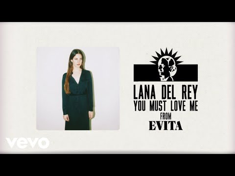 Lana Del Rey, Andrew Lloyd Webber - You Must Love Me (Audio)