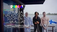 Perjantai-dokkari: Matti ja Johannes vaalivat suomalaista valkoista geeniperimää