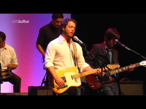 Amos lee - Hello again - With Calexico In Tucson AZ 2011