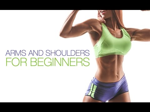 Beginner Resistance Band Workout Arms And Shoulders For Beginners